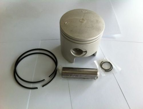 6F6-11631-00-95 6F6116310095 Piston Kit fit for Yamaha Outboard Engine 40-E40 HP